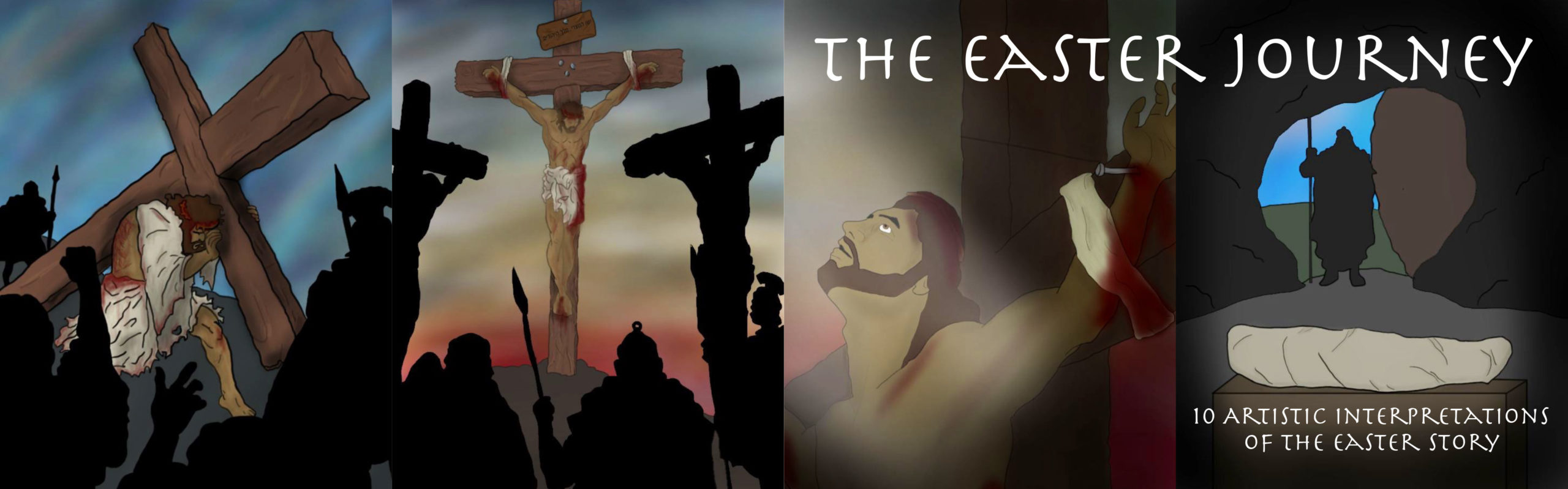 The Easter Journey: 10 artistic Interpretations of the Easter story