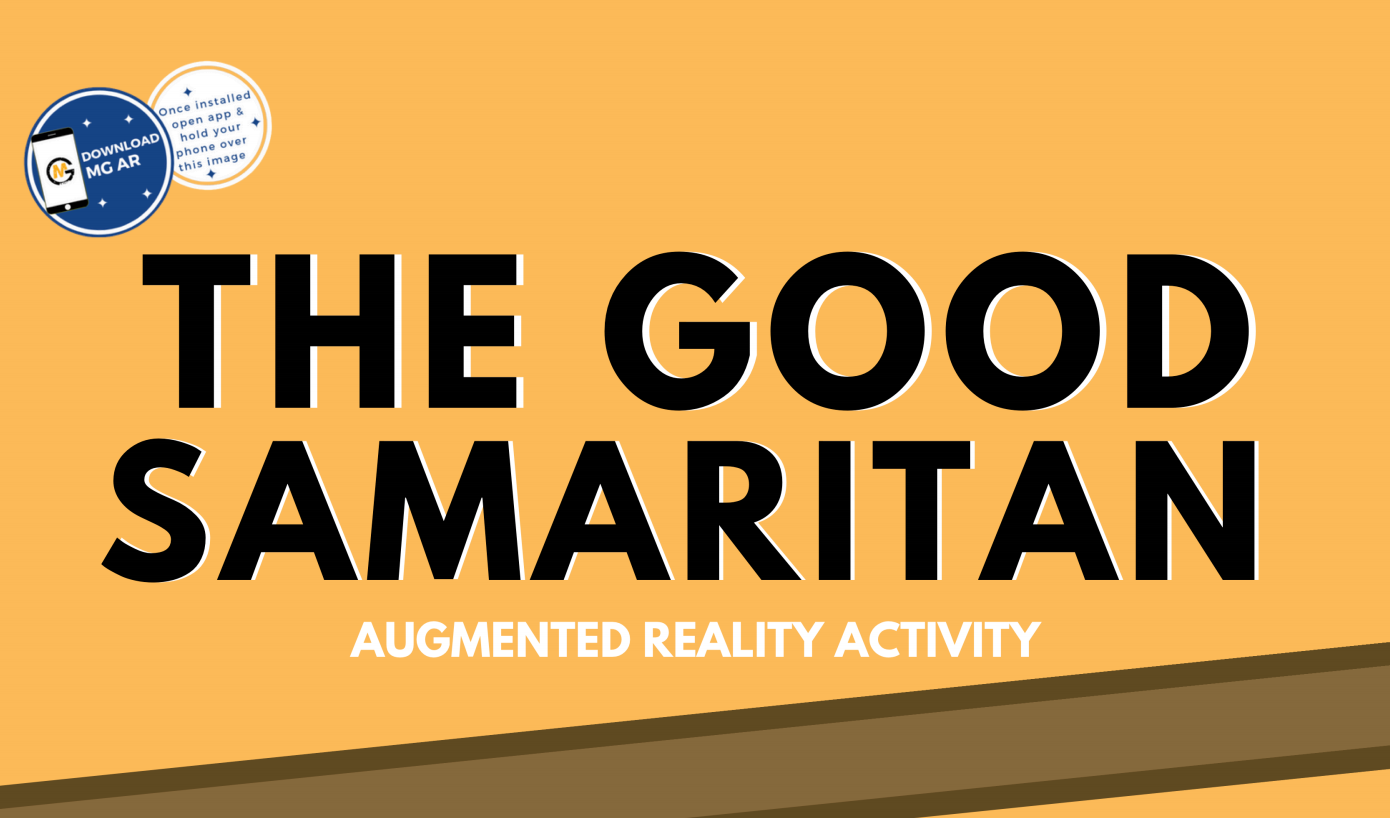 the good samaritan augmented reality experience
