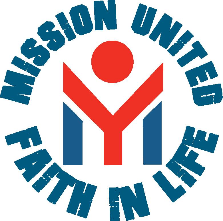 Mission United Faith In Life Logo