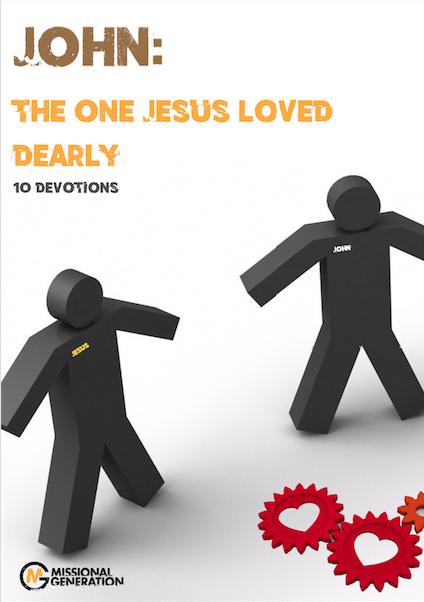 John: The One Jesus Loved Dearly